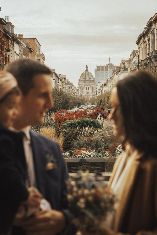 huwelijk Brussel